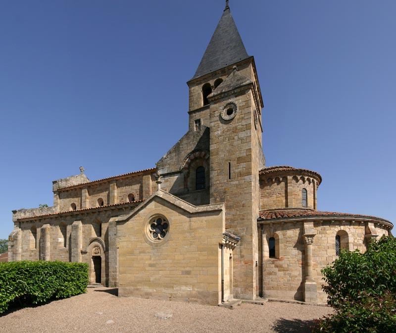 Photo de l'église de Bois-Sainte-Marie