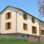 Eco-rénovation d'une maison