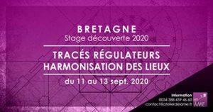 Stage de découverte de géométrie sacrée en Bretagne